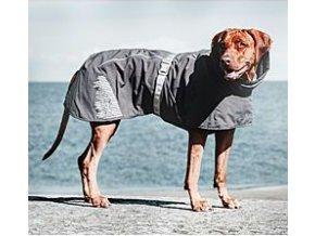 Obleček Hurtta Extreme Warmer šedý 40