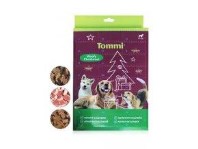 Adventní Kalendář čokoládový pro psy 60g