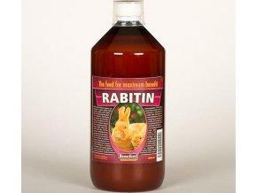 Rabitin pro králíky 1l