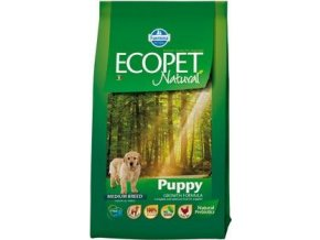 Ecopet Natural Puppy 2,5kg