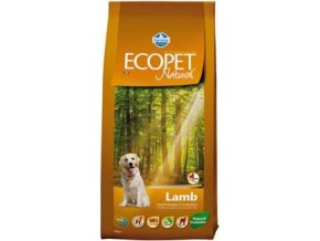Ecopet Natural Adult Lamb Maxi 12kg