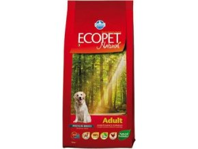Ecopet Natural Adult 12kg