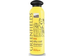 Greenfields šampon dog Yorkshire terrier shampoo 200 ml
