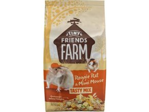 Supreme Tiny FARM Friends Rat&Mouse - potkan a myš 907 g