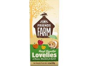 Supreme Tiny FARM Snack Hazel Lovelies - křeček 120 g