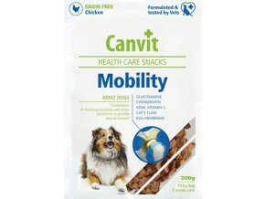 Canvit snack dog Mobility 200 g