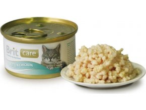 Brit Care Cat konz. Kitten - Chicken 80 g