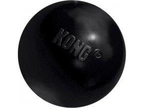 Hračka guma Míč černý Kong small
