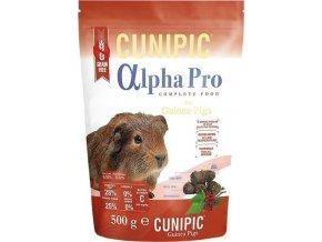 Cunipic Alpha Pro Guinea Pig - morče 500 g