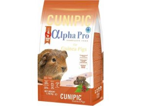 Cunipic Alpha Pro Guinea Pig - morče 1,75 kg