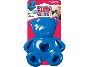 Hračka guma Quest Medvěd Kong large