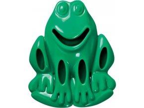 Hračka guma Quest Žába Kong large