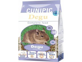 Cunipic Degu - Osmák 700 g