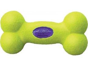 Hračka tenis Air dog Kost pískací Kong small
