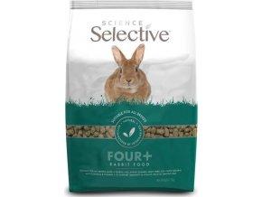 Supreme Science®Selective Rabbit - králík senior 1,5 kg