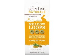 Supreme Selective snack Naturals Meadow Loops 60 g