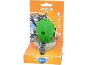 Hračka cat vrhač pamlsků Kaktus Duvo+ 1 ks