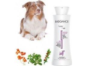Biogance šampon Activ´hair - pro obnovu srsti 250 ml