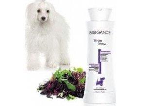 Biogance šampon White snow -pro bílou/světlou srst 250 ml