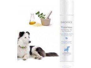 Biogance Waterless dog - suchý šampon pro psy 150 ml