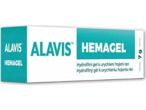 Alavis Hemagel gel 7 g