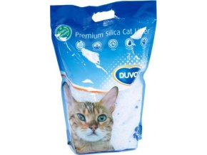 Podestýlka Cat silikagel Duvo+ 5 l