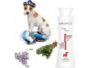 Biogance šampon Fleas away dog - antiparazitní 250 ml