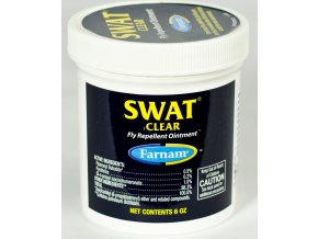 Farnam Swat Clear Fly Repelent ointment 170g