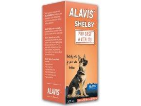 Shelby Alavis pro srst 200 ml