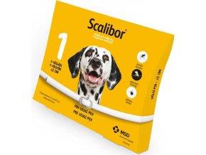 Scalibor Protectorband, 1000mg, antip. obojek 65cm pes