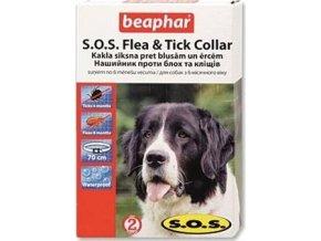 Beaphar obojek S.O.S. Flea & Tick pro psy 65 cm