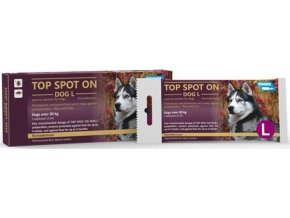 Top spot on Dog L 1x3ml (nad 30kg)