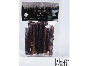 Wolfit Pštrosí jícen 100 g
