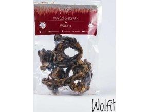 Wolfit Hovězí ohryzek - krájený 200 g