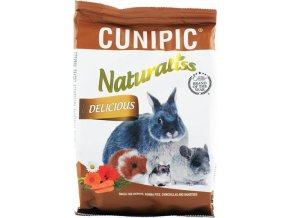 Cunipic Naturaliss snack Delicious pro drobné savce 60 g