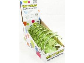 Náhradní vnitřek misky – Manner Transparent Jade