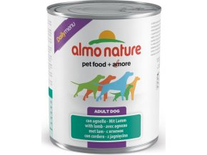 Almo Nature Daily Menu WET DOG - s jehněčím 800g