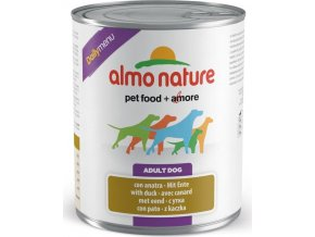 Almo Nature Daily Menu WET DOG - s kachnou 800g