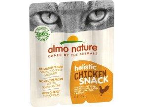 Almo Nature Snack s kuřetem pro kočky