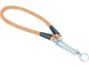 Aminela obojek lano - Serie G, velikost 14x55, oranžová/šedá