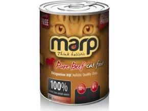 Marp Pure Beef CAT Can Food 400g