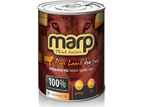 Marp Pure Lamb Dog Can Food 400g