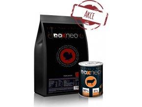 Doxneo 3 - Turkey 12kg + 2,5kg ZDARMA
