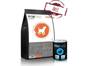 Doxneo Fresh - Puppy/Junior 12kg + 2,5kg ZDARMA