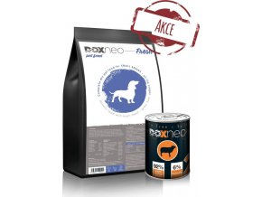 Doxneo Fresh - Small Breed 12kg + 2,5kg ZDARMA