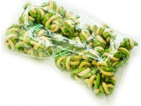 Magnum jerky uzlík green /white 25ks