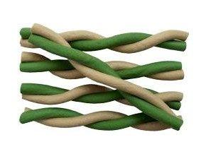 "Magnum Twisted Stick 5""  green / white 50ks"