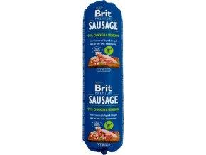 Brit salám Sausage Chicken & Venison 800 g