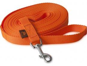 Firedog stopovací vodítko 20mm/6m oranžové