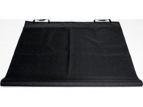 Autopotah do kufru nylon Sychrov Eko černý s potiskem 120 x 190 cm